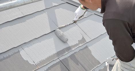 屋根塗装 画像2