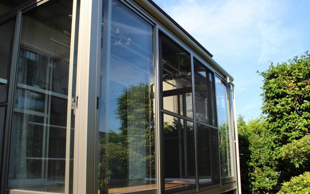 窓の形状と窓サッシの特徴をご紹介
